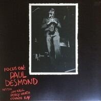 Paul Desmond - Paul Desmond