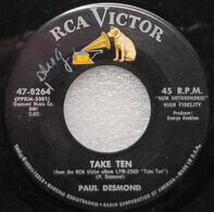 Paul Desmond - Take Ten / Embarcadero