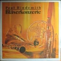 Paul Hindemith/ Hebert Kegel, Dresdner Philharmonie - Bläserkonzerte