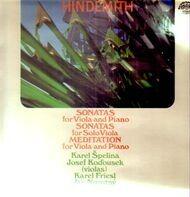 Paul Hindemith - Sonatas / Meditation