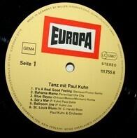 Paul Kuhn Mit Seinem Orchester - Tanz Mit Paul Kuhn