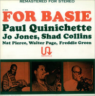 Paul Quinichette - For Basie