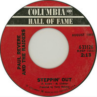 Paul Revere & The Raiders - Steppin' Out / Him Or Me - What's It Gonna Be?