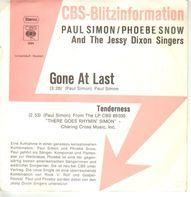 Paul Simon / Phoebe Snow And The Jessy Dixon Singers - Gone At Last / Tenderness