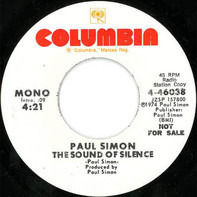 Paul Simon - The Sound Of Silence