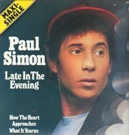 Paul Simon - Late In The Evening / How the Heart approaches what it yearns