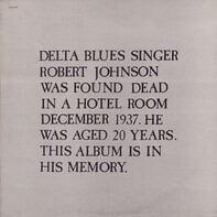 Paul Williams - In Memory Of Robert Johnson R.I.P.