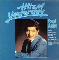 Paul Anka - Hits of Yesterday
