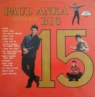 Paul Anka - Paul Anka Sings His Big 15