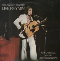 Paul Simon - Live Rhymin'