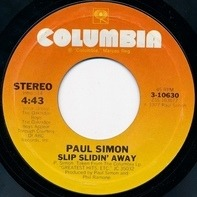 Paul Simon - Slip Slidin Away