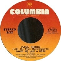 Paul Simon With The Dixie Hummingbirds - Loves Me Like A Rock