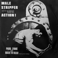Paul Zone And Man 2 Man Featuring Man Parrish - Male Stripper/ Action!