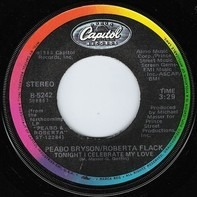 Peabo Bryson - Move Your Body / Let The Feeling Flow