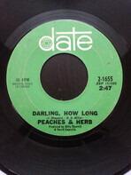 Peaches & Herb - Darling, How Long/Cupid Venus
