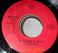 Peaches & Herb - Remember / Come To Me