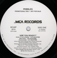 Pebbles - Are You Ready?