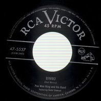 Pee Wee King - Bimbo / Changing Partners