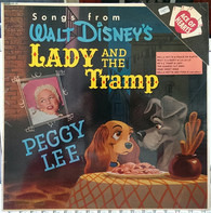 Peggy Lee - Songs from Walt Disney's Lady and the Tramp