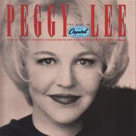 Peggy Lee - The Best Of Peggy Lee 'The Capitol Years'