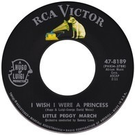 Peggy March - I Wish I Were A Princess