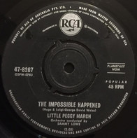 Peggy March - The Impossible Happened