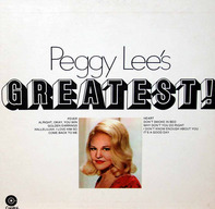 Peggy Lee - Peggy Lee's Greatest!
