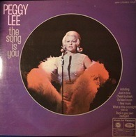 Peggy Lee - The Song Is You
