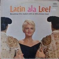 Peggy Lee - Latin Ala Lee!