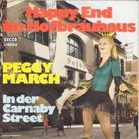 Peggy March - Happy End Im Hofbräuhaus / In Der Carnaby Street