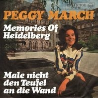 Peggy March - Male Nicht Den Teufel An Die Wand / Memories Of Heidelberg
