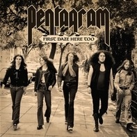 Pentagram - First Daze Here Too (2lp Black Vinyl Reissue+mp3)