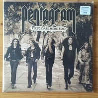 Pentagram - First Daze Here Too (ltd Green 2lp Reissue+mp3)