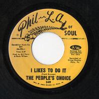 People's Choice - I Likes To Do It / Big Ladies Man
