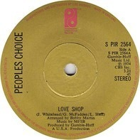 Peoples Choice - Love Shop