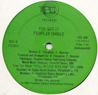 People's Choice - You Got It