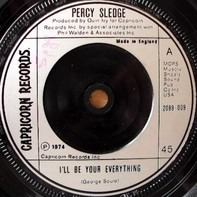 Percy Sledge - I'll Be Your Everything