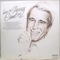 Perry Como - Here Is Perry Como Vol. 2