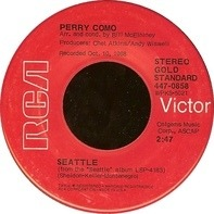 Perry Como - Seattle / It's Impossible