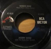 Perry Como - Summer Wind / Oowee, Oowee