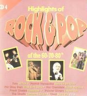 Pet Shop Boys / Toto - Highlights Of Rock & Pop Vol. 4