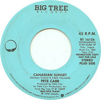 Pete Carr - Canadian Sunset