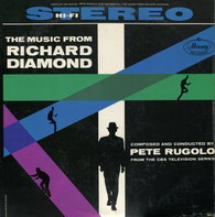 Pete Rugolo - The Music From Richard Diamond