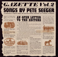 Pete Seeger - Gazette, Vol. 2