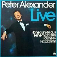 Peter Alexander - Live