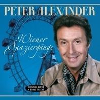 Peter Alexander - Wiener Spaziergänge