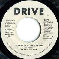 Peter Brown - Fantasy Love Affair