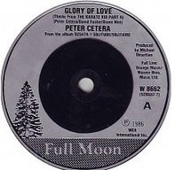 Peter Cetera - Glory Of Love (Theme From The Karate Kid Part II)