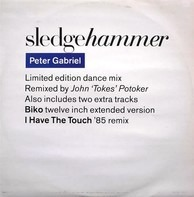 Peter Gabriel - Sledgehammer (Limited Edition Dance Mix)