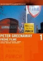 Peter Greenaway - Peter Greenaway - Frühe Filme 1
